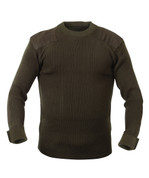 Military Commando Sweater - View