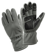 Polar Micro Fleece Cold Weather Gloves - Foliage