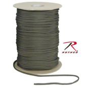 Rothco Olive Drab Nylon Paracord 550LB  1000' ft