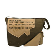 Street Secure Documents Map Bag - View