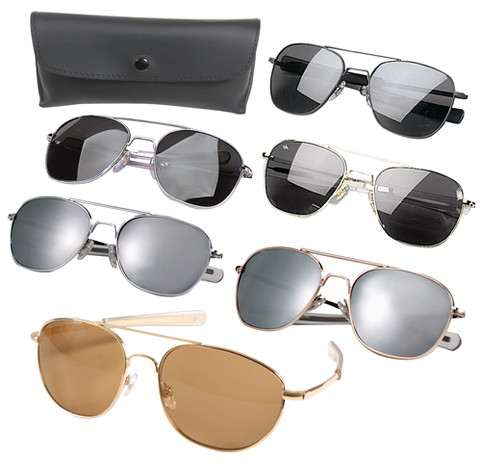 Pilots Sunglass Collection - View