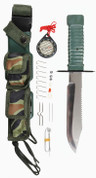 Special Forces Survival Kit Knife