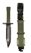 G.I. Type M-9 Bayonet w/Sheath - Olive Drab