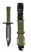 G.I. Type M-9 Bayonet w/Sheath - Olive Drab