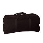 Black Canvas Tanker Tool Bags - View