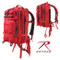 Red Medium Transport Pack - Double Sided View