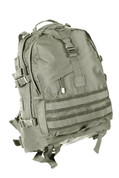Foliage Green Large Transport Pack - Front Angle View