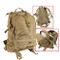 Coyote Brown Large Transport Pack - Combo View