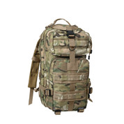 Multicam Medium Transport Pack - Angle Front View