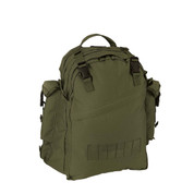 Special Ops Forces Assault Backpack - Olive Green