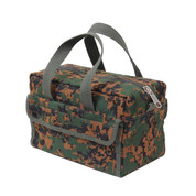 Woodland Digital Camo Mechanics Tool Bag - Angle View