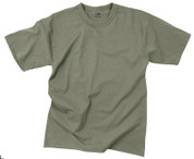Foliage Green T Shirt - View