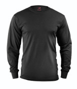 Black Long Sleeve T Shirt