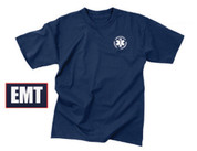 EMT T Shirt - 2 Sided View