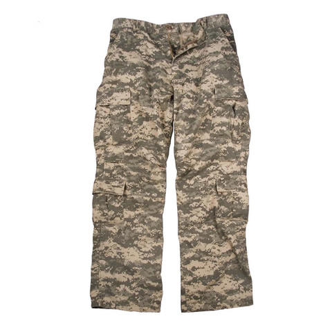 Vintage ACU Digital Camo Army Paratrooper Fatigues - View
