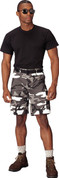 Urban Camo BDU Military Shorts