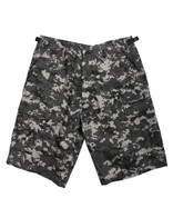 Subdued Urban Digital BDU Military Short