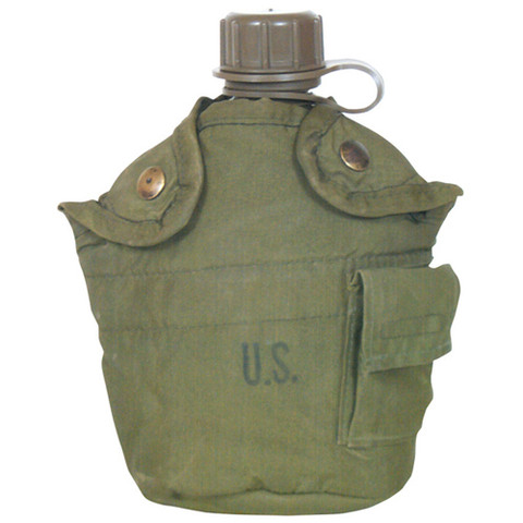 Surplus Genuine G.I. Canteen Covers - Full View