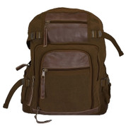 Vintage Retro Londoner Commuter Daypack - View