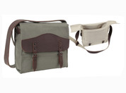Vintage Canvas Medic Trail Bag - Combo View
