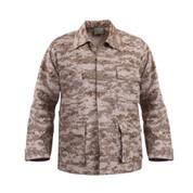 USMC Style Desert Digital Camo BDU Jackets
