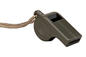 G.I. Style O.D. Police Whistle