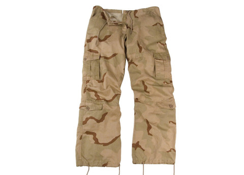 Women's Desert Vintage Paratrooper Fatigues - View