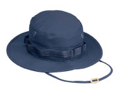 Navy Blue Military Boonie Hats - View