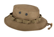 Coyote Brown Military Boonie Hat - View