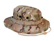 MultiCam Military Boonie Hat - Full View