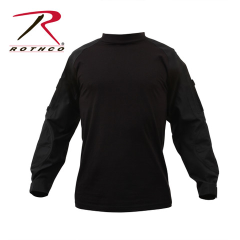 Rothco Tactical Combat Shirt - Front View