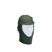 G.I. Style Olive Cold Weather Velcro Helmet Liner - View