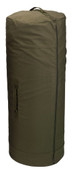 "Olive Drab Heavy Canvas 36"" Small Side Zipper Duffle Bag - View"