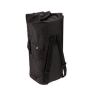 Enhanced Nylon Backpack Duffle Bag - View
