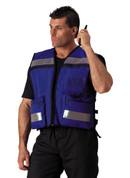 Blue EMS Rescue Vest