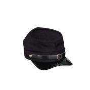 Navy Blue Union Army Civil War Kepi Cap