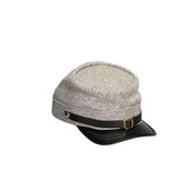 Confederate Army Civil War Kepi Cap