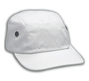 Adventure White Street Cap