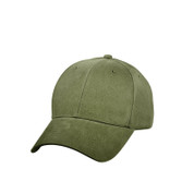 Olive Drab Supreme Low Profile Baseball Cap