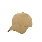 Coyote Brown Supreme Low Profile Baseball Cap