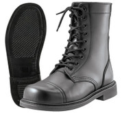 Paratrooper Combat Boots - Combo View