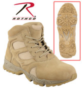 Forced Entry 6 inch Deployment Boot - Desert Tan