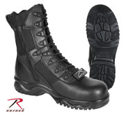Forced Entry Composite Toe Tactical Boot w/Zipper