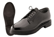 Uniform Oxford Shoes - High Gloss