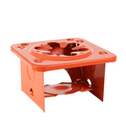 Single Burner Folding Cook Stove - View