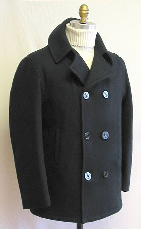 Buy Women's Navy Pea Coat - Fidelity Sportswear , Fatigues Army ...