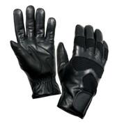 Rothco Cold Weather Leather Shooting Gloves - Pair View