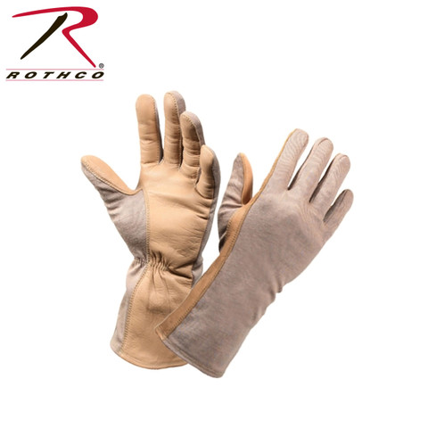 Rothco Nomex Type Flight Glove - View