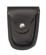 Deluxe Leather Handcuff Case