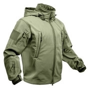 Special Ops Tactical Soft Shell Jacket-Olive Drab